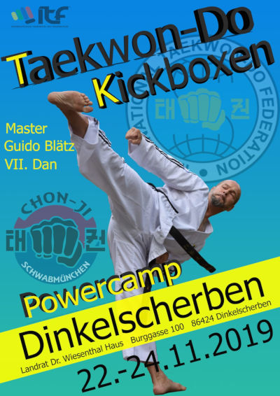 Flyer Powercamp 2019